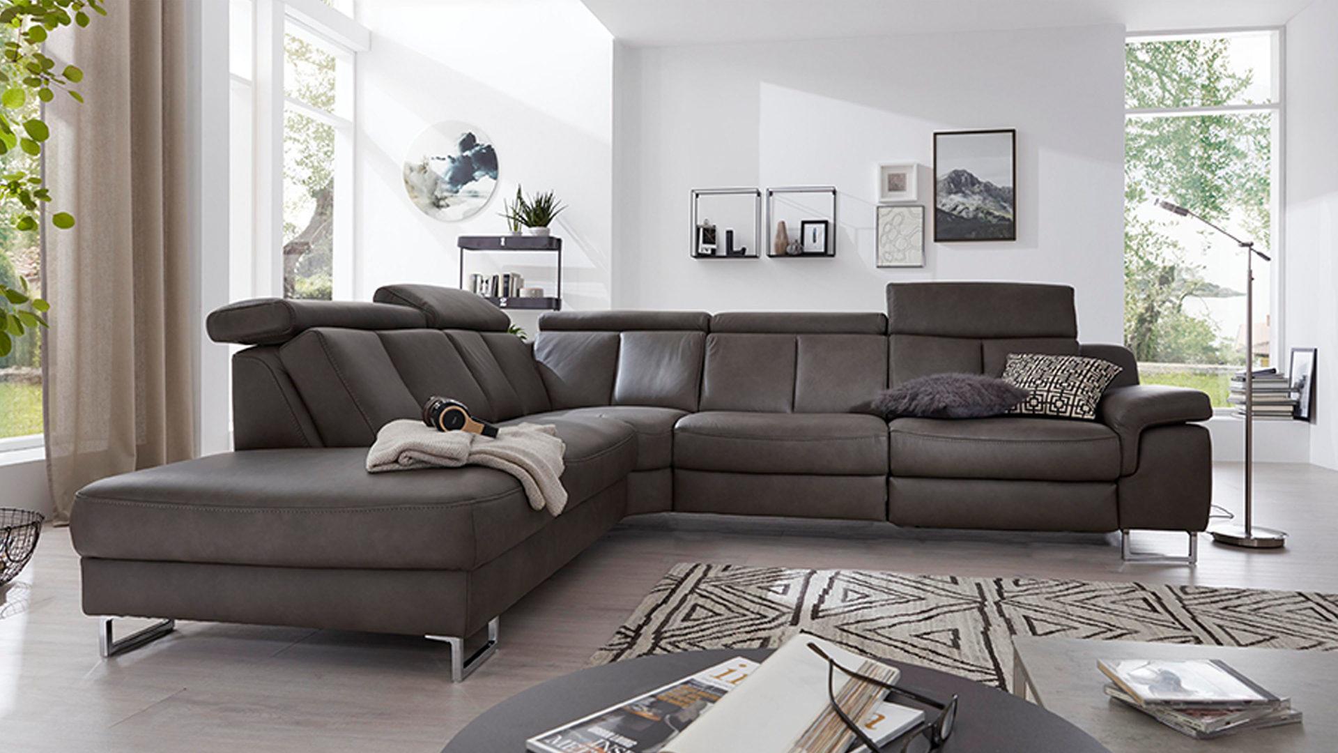 Jobst Wohnwelt Traunreut, Räume, Wohnzimmer, Sofas + Couches ...